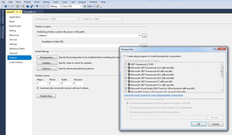 vsto_7_publish_settings