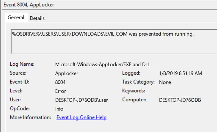 applocker_8004_error